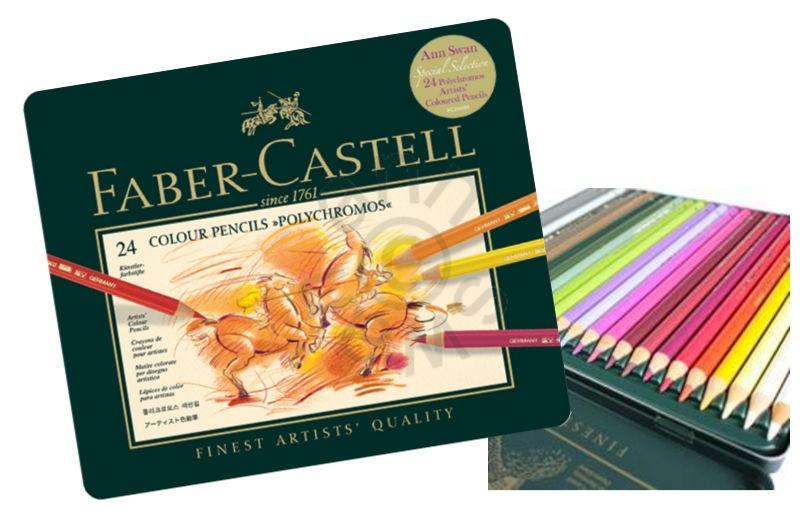 annswan-faber-castell-pencils