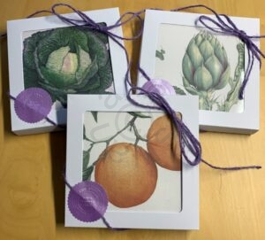 Boxed Set of 10 Recipe Cards